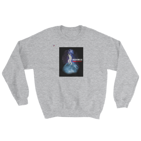 Moonwalk Heavy Blend Crewneck Sweatshirt