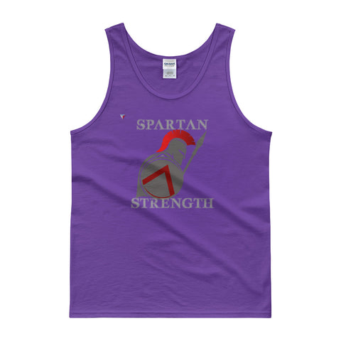 SpartanStrengthSide - G Tank top