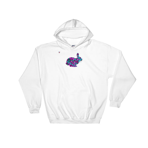 Bunny Hooded Sweatshirt