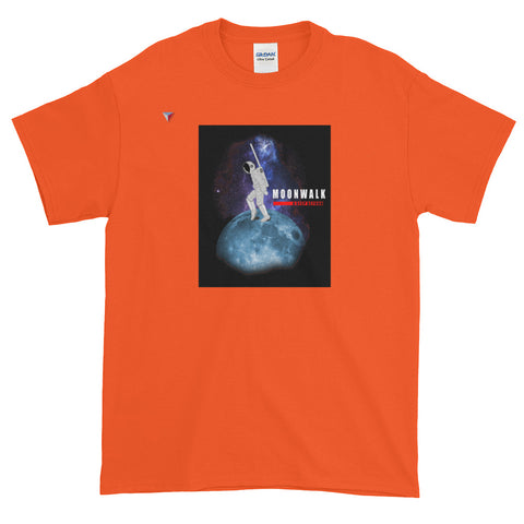 Moonwalk Short-Sleeve T-Shirt