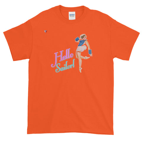 Hello sailor! Short-Sleeve T-Shirt