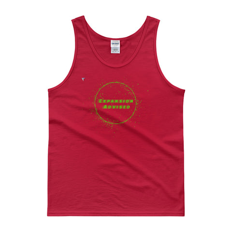 Expansion Advised Tank top