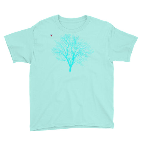 CyanTree Youth Short Sleeve T-Shirt