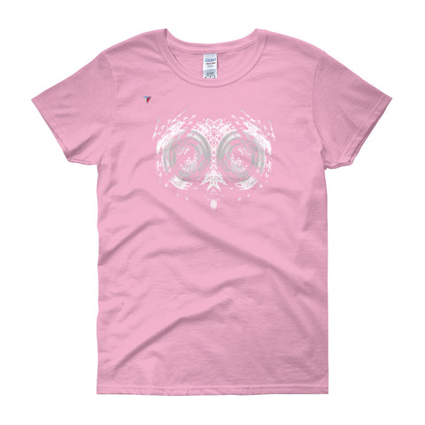 Rorschach Owl Women's short sleeve t-shirt