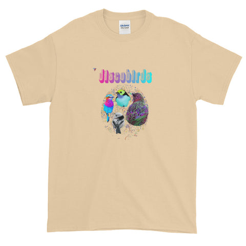 Discobirds Heavy Cotton T-Shirt