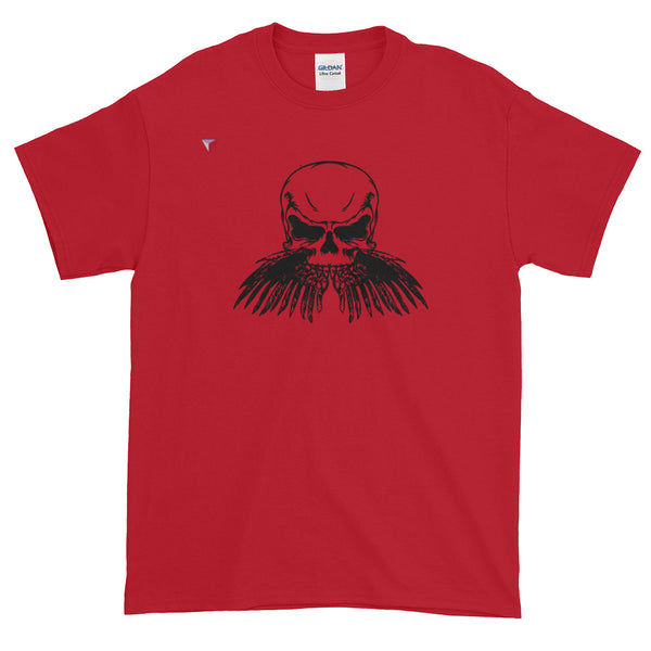 Black Skull Short-Sleeve T-Shirt