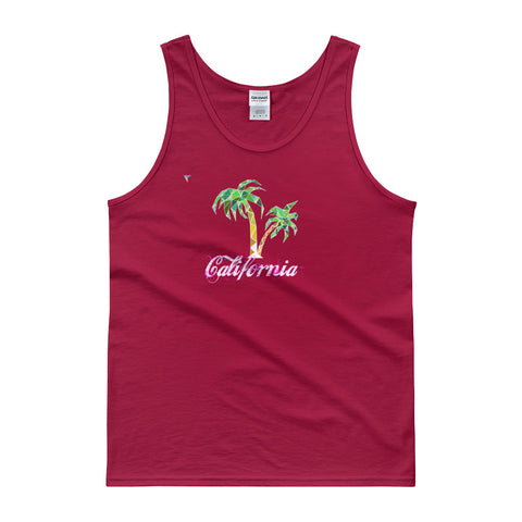 California Palm Tree Tank top