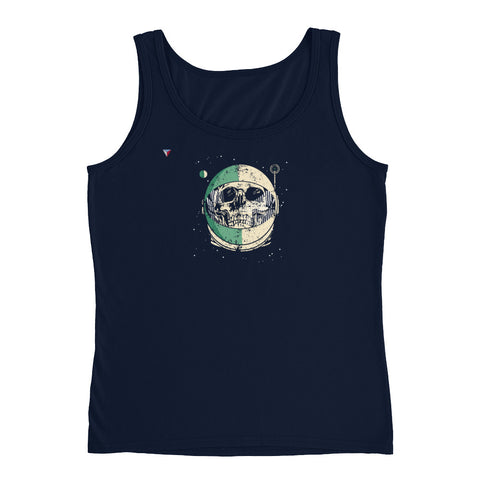 SpaceSkull Ladies' Tank