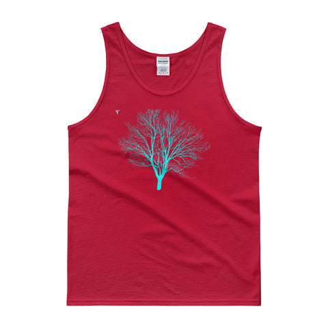 CyanTree Tank top