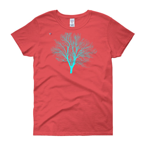 CyanTree Women's short sleeve t-shirt