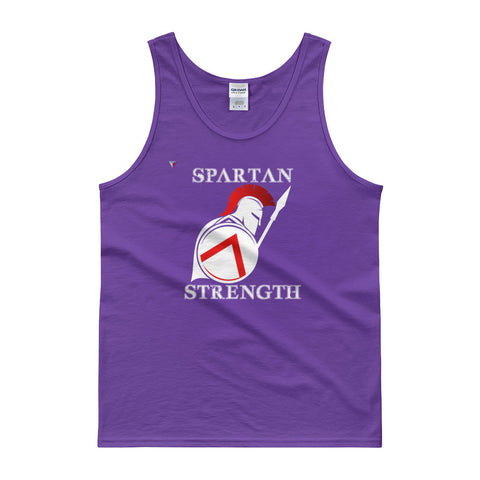 SpartanStrengthSide - W Tank top