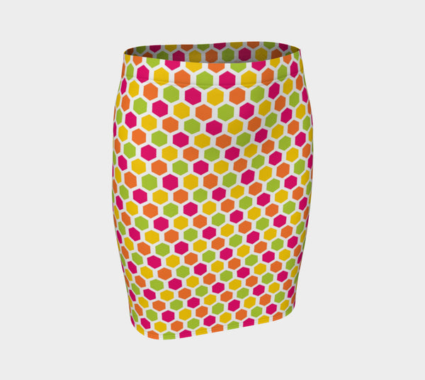 70's Fitted Skirt