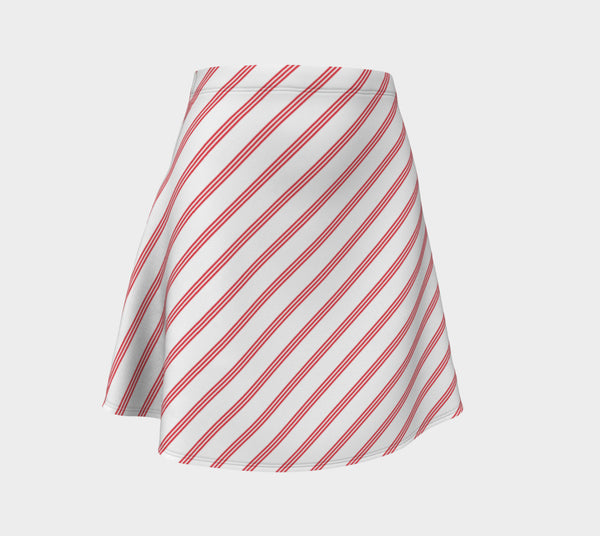 Barbershop Flare Skirt