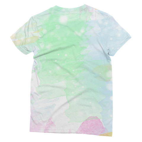 Green Spring Unisex Sublimation T-Shirt