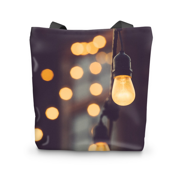 Paris Lights Tote Bag