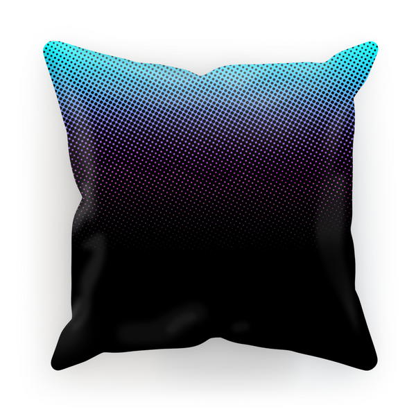 Gradient Dots Pillow