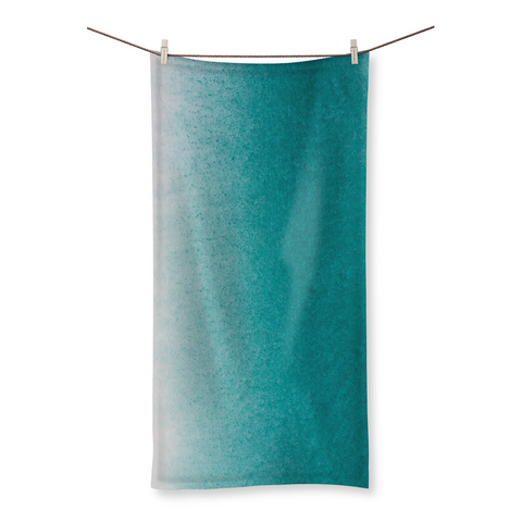 Ocean Wave Beach Towel