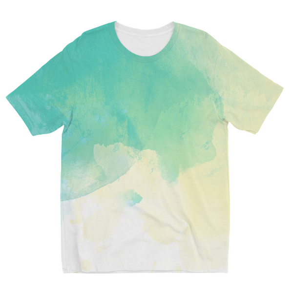 Ocean Wave Kids Sublimation T-Shirt