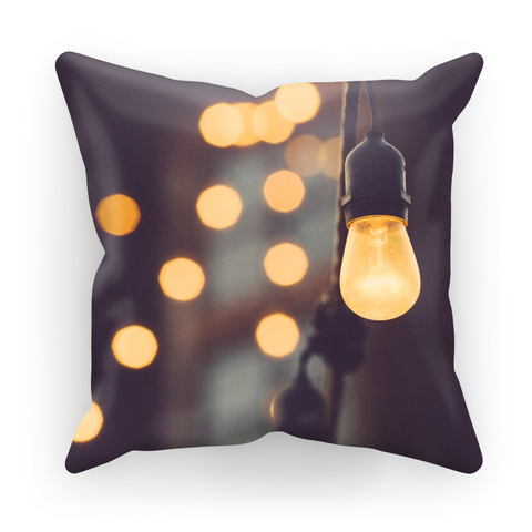 Paris Lights Pillow