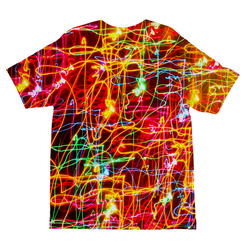 City Lights Kids Sublimation T-Shirt
