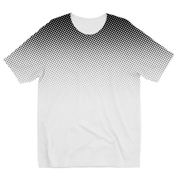 Black Dots Kids Sublimation T-Shirt