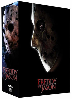 Freddy vs Jason Ultimate Jason Voorhees 7in Action Figure