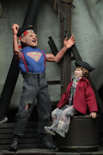 Goonies Sloth & Chunk 8in Clothed Action Figures 2 Pack