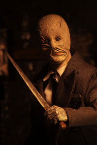 Clive Barker's Nightbreed Dr. Decker Retro Style Action Figure