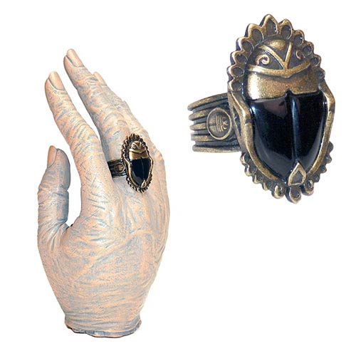 Universal Monsters The Mummy Ring Limited Edition Prop Replica - The Wicked Vault