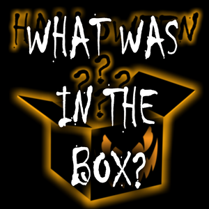 PREVIOUS BOX- Halloween Mystery Box