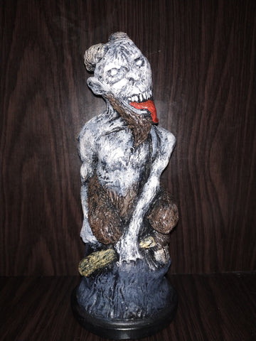 Krampus Custom Bust