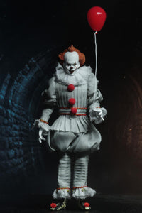 Stephen King's IT Pennywise 2017 8 in. Clothed Action Figure