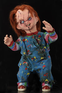 Bride of Chucky 1:1 Replica Life-Size Chucky and Tiffany Bundle