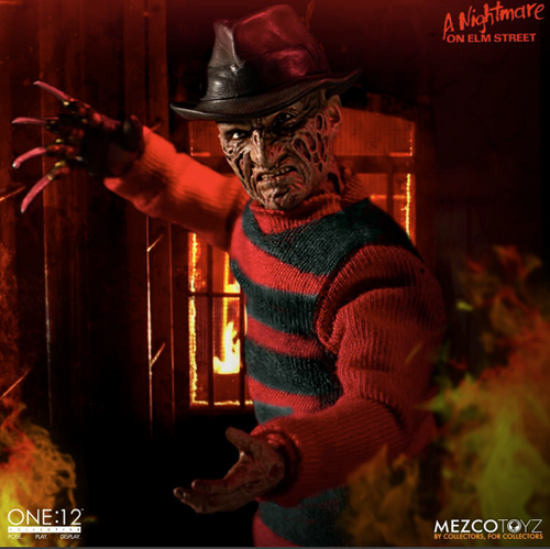 One:12 Collective A Nightmare on Elm Street 1984 Freddy Krueger