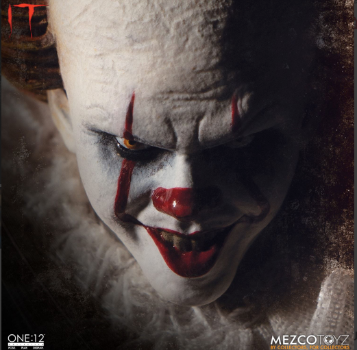 One:12 Collective IT 2017 Pennywise
