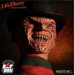 A Nightmare on Elm Street Freddy Krueger Burst A Box