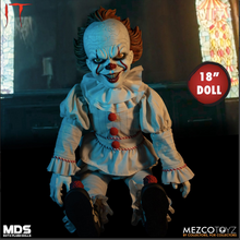Stephen King's 2017 IT Pennywise Roto Plush Doll