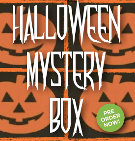 Halloween Series 2 Mystery Box