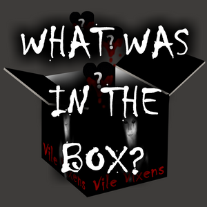PREVIOUS BOX- Vile Vixens Mystery Box