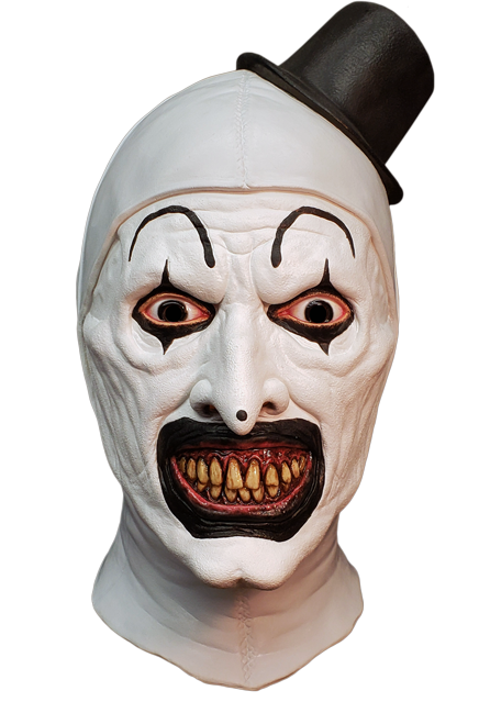 Terrifier Art the Clown Mask