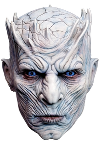 Game Of Thrones Night King Halloween Mask - The Wicked Vault
