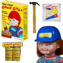 Child's Play 2 Chucky Good Guy Doll Accessories Bundle