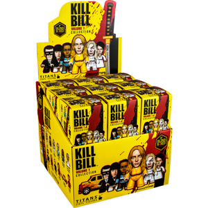 Kill Bill Volume 1 Titans Random Mini Figure