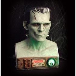 Universal Monsters Frankenstein Limited Edition VFX Bust - The Wicked Vault