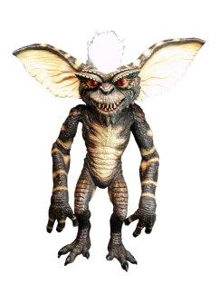 Gremlins Evil Stripe Puppet Prop - The Wicked Vault
