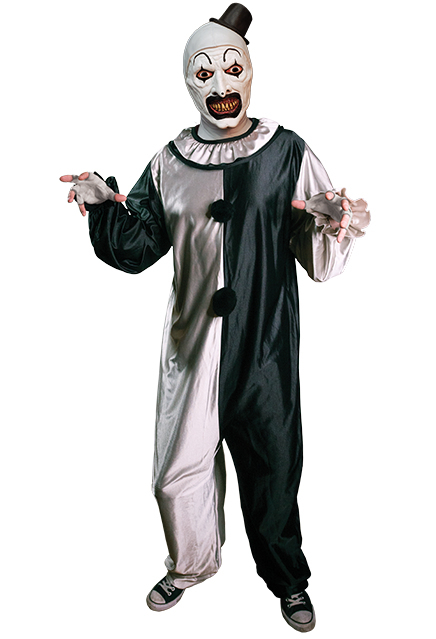 Terrifier Art the Clown Costume