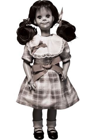Twilight Zone Talky Tina Doll