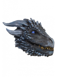 Game Of Thrones White Walker Dragon Halloween Mask