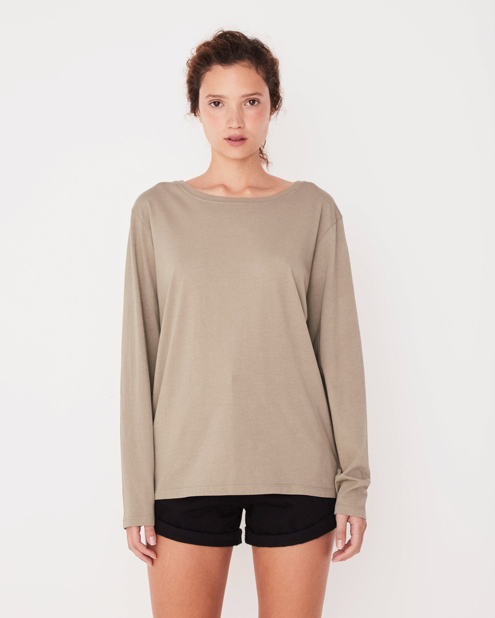 Bay Long Sleeve - Seagrass