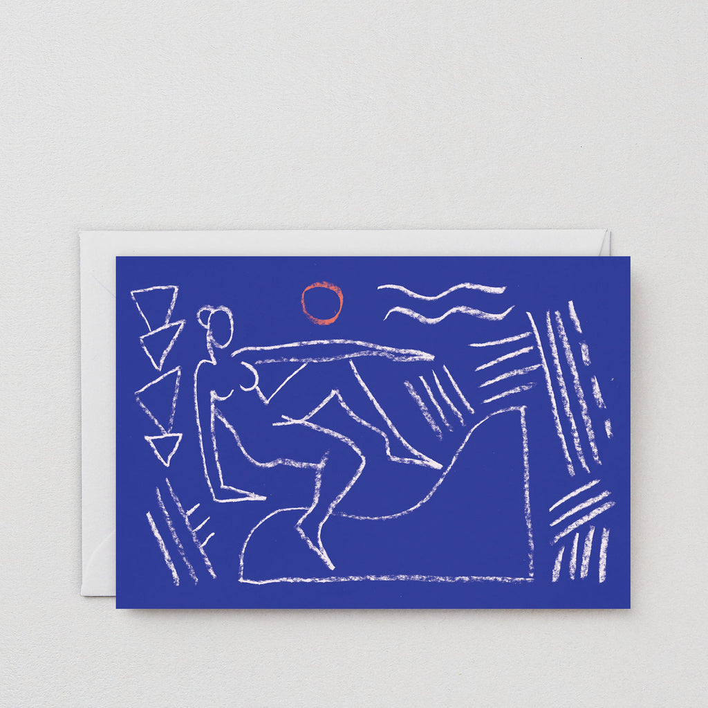 Pooling Art Card